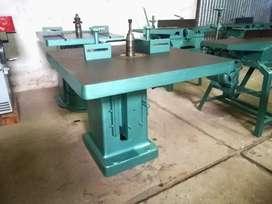TUPÍ DE FUNDICIÓN 80X80 CM Ø máquinas de carpintería ebanista fábrica de muebles