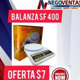 BALANZA GRAMERA SF-400