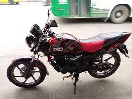 Moto Honda unicor