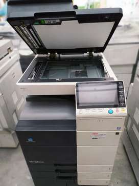 Fotocopiadora multifuncional Konika minolta 654e