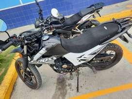 Moto Tundra cross 200