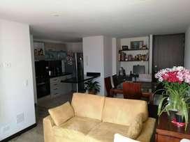 Vendo hermoso, cómodo y acogedor apartamento en 5o piso, mejor zona de Chía, 2 parqueaderos en línea