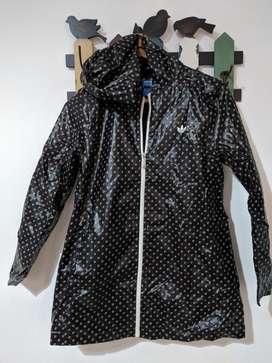Campera de lluvia Adidas Nueva