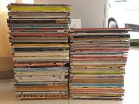 Colección Revistas, 110 unidades