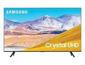 "Gran Promoción Tv Smart Samsung 58"" LED UHD 4K Crystal UN58TU8000KXZL"