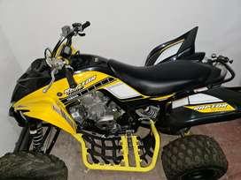Cuatriciclo Raptor 700 R Special Edition