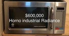 Horno Microondas Industrial
