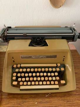 Vendo Maquina de Escribir Remington