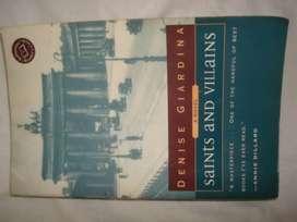 Saints and Villains- Denise Giardina (Inglès)