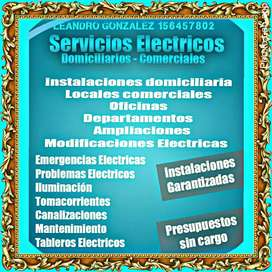 ELECTRICISTA BAHIA BLANCA