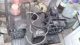Motor armametic monofasico