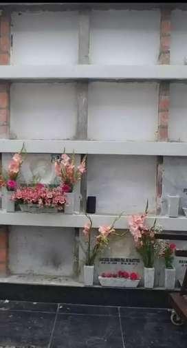 Vendo nichos en el cementerio ESPERANZA ETERNA Huancayo