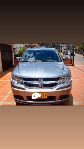 Dodge journey 2.4  2009 7 puestos