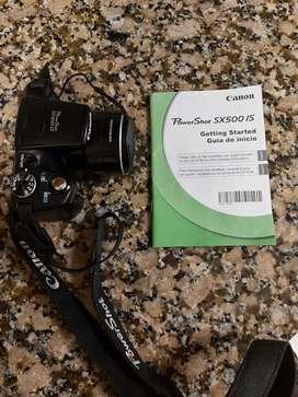 Camara digital  CANON Powershot SX 500