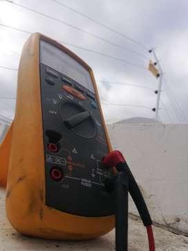 Cerco Eléctrico y mantenimiento