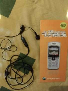 Auriculares marca Sony Ericsson originales