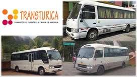 TRANSPORTE DE PERSONAL, TURISTICO, PRIVADO, ALQUILER DE CUSTER, MOVILIDAD PASEOS Y EXCURSIONES