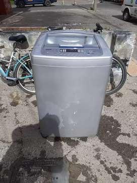 Se vende hermosa lavadora LG Turbo drun con tres meces de garantía