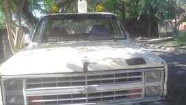 Vendo Chevrolet c10 86 gnc