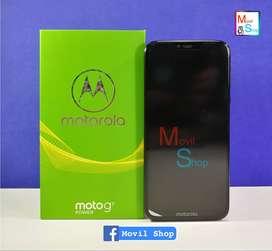 Motorola Moto G7 Power Libre 5000mha