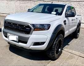Ford ranger 2.5 a gasolina full equipo 4x2 año 2018 con 30.000 km.