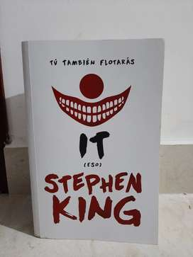 Libro de IT de Stephen King