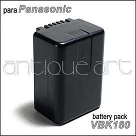 A64 Bateria Vbk180 Para Videocamara Panasonic Alta Capacidad