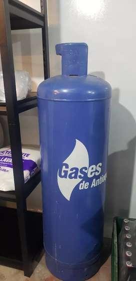 Pipeta de gas vacía 100 litris
