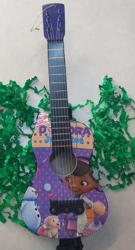 Guitarras de madera