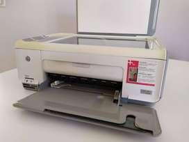 Impresora Escáner HP Photosmart C 3180 Multifunción