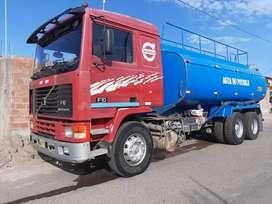 Volvo F10 Cisterna