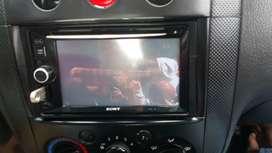 Radio pantalla Sony Xplood