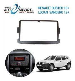 Adaptador De Radio Renault Logan Duster Sandero 2010-up
