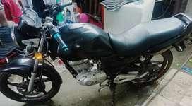 Vendo moto suzuki gs