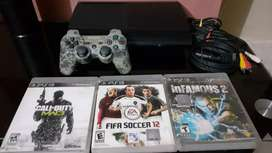 PLAYSTATION 3 SUPER SLIM 250 GB