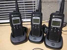 Radiotelefonos motorola DTR 620