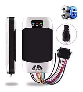 GPS satelital tecnología 3G carro y moto