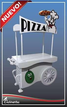 Carrito pizzero