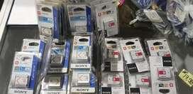 Remato Baterias Sony para Camaras
