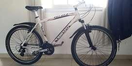 Bicicleta venzo alloy 6061