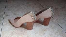 Vendo Zapatos Gamuzados