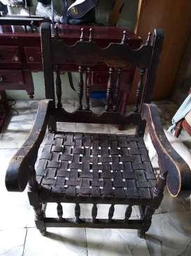 Vendo silla antigua