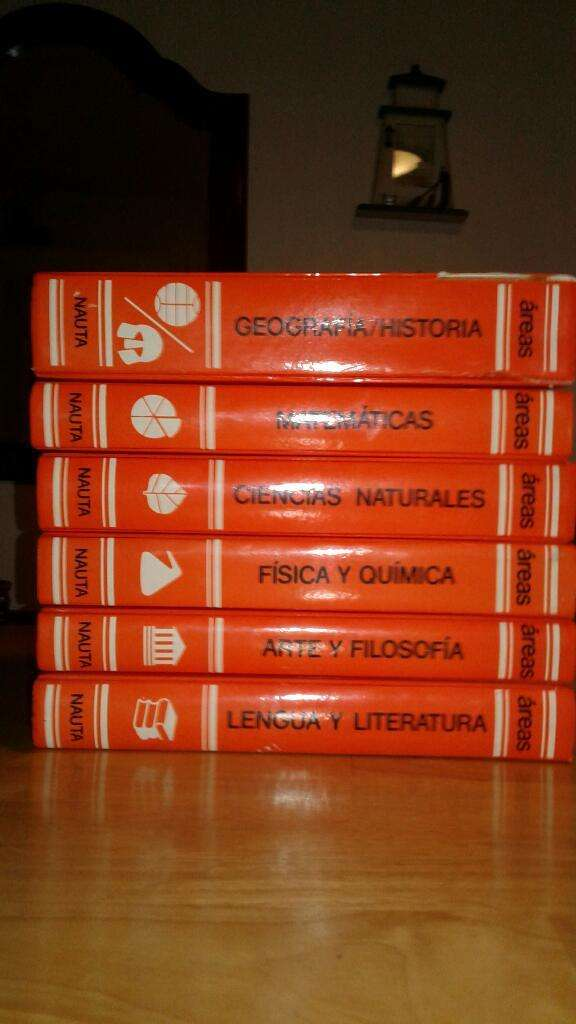 Vendo Enciclopedia Marca Areas 0