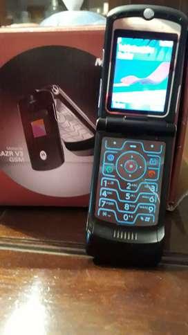 Motorola v3black