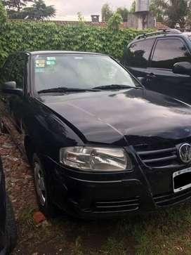 Volkswagen Gol Power Chocado 5 Puertas