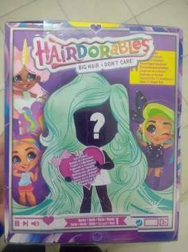 Muñeca Hairdorables originales