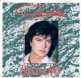 Huracán De Amor, CAMILO SESTO, Original CD