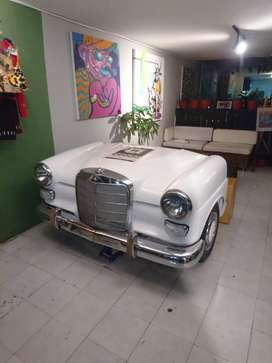 Trompa de Mercedes Benz Clasico