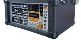 Consola-amplificador SB 2400