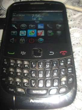 Celular Blackberry 9300 Curve Personal Funcionando No Envio